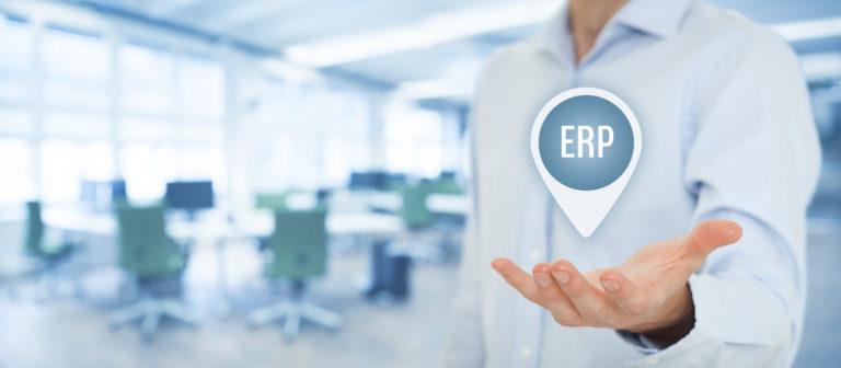 Che cos'è un sistema ERP