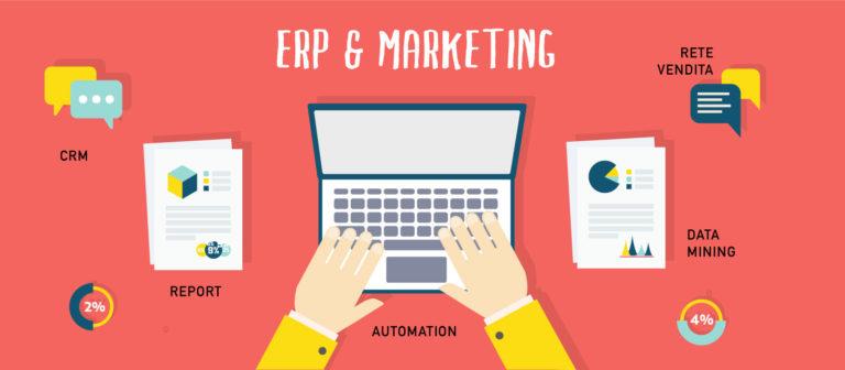 ERP e marketing: la tecnologia al servizio della strategia